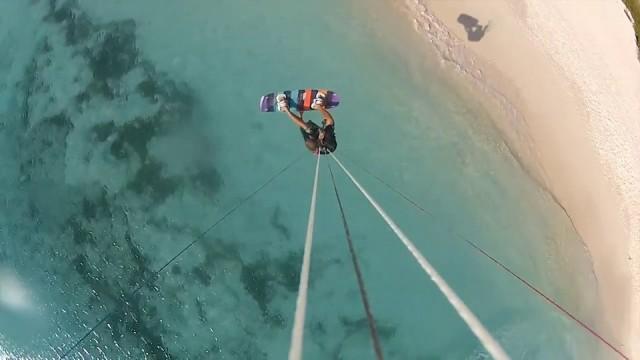 Curacao kitesurfing spots